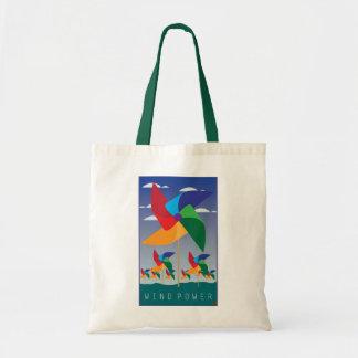 WindPower-Bag Tote Bag