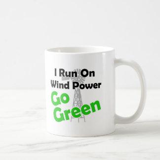 windpower coffee mug