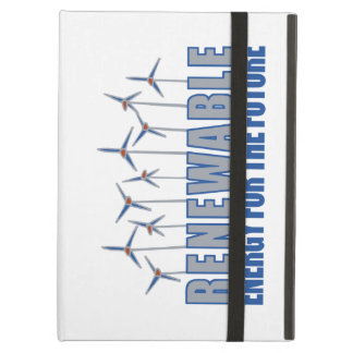 Windpower Turbines iPad Air Case