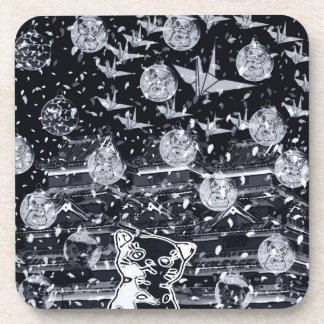 Winds niyanko castle cherry tree snowstorm coaster