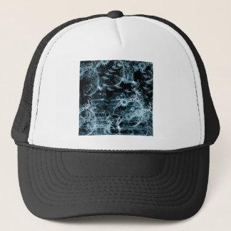 Winds niyanko castle trucker hat