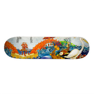 Winds of Change Skateboard