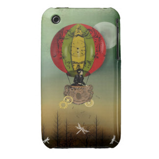 Winds of Change Steampunk Art Cellphone Case iPhone 3 Covers