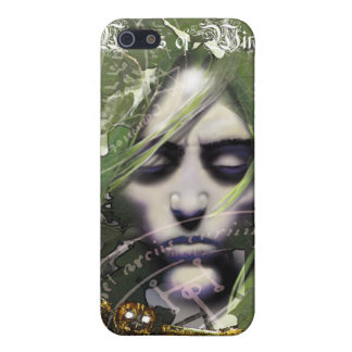 Winds of Winter 10th Anniversary Speck® Fitted™ Ha iPhone SE/5/5s Cover