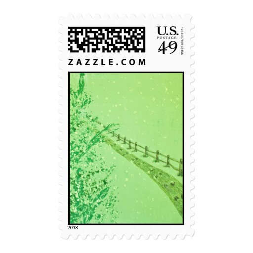 Windscape Postage Stamps