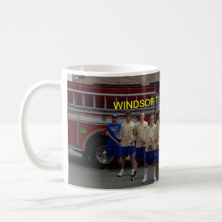 Windsor 2013 Tennis Coffee Mug
