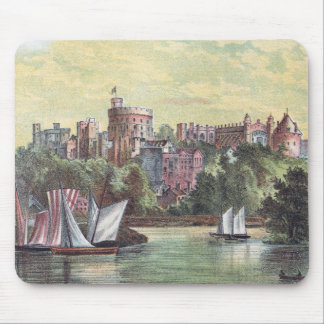 Windsor Castle Across the Thames Mouse Pad
