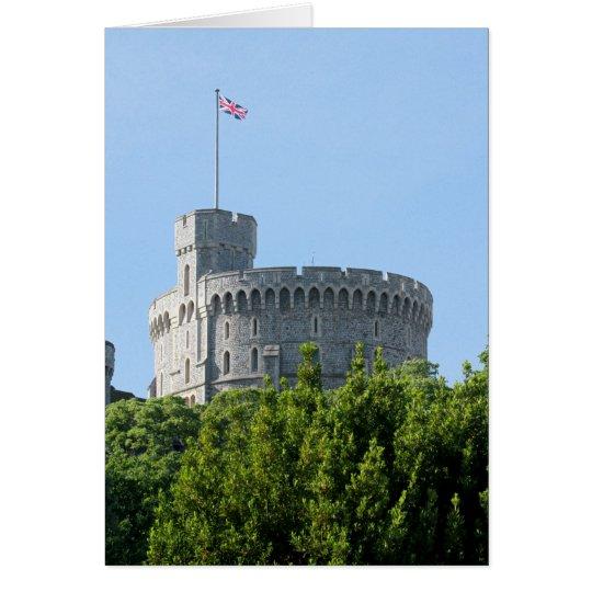 Windsor Castle Card