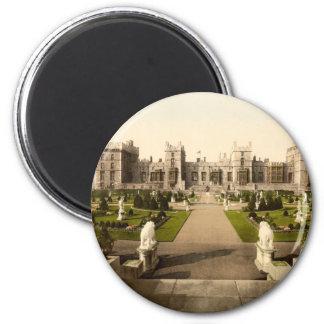 Windsor Castle I, Berkshire, England Refrigerator Magnet