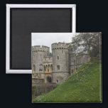 """Windsor Castle in Windsor England Magnet<br><div class=""""desc"""">Windsor Castle in Windsor England</div>"""