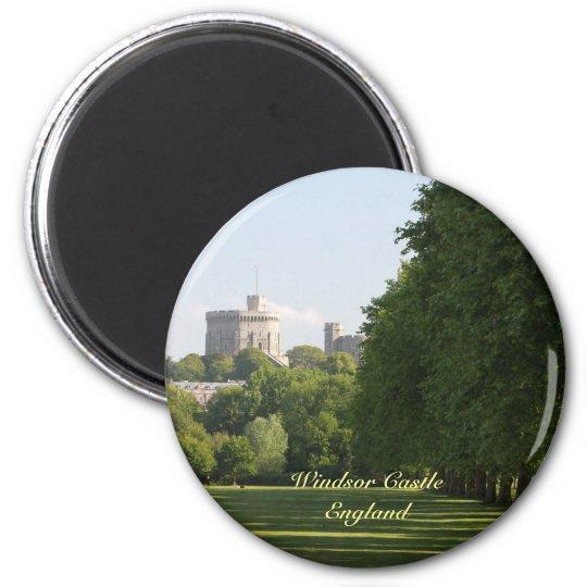 Windsor Castle Magnet