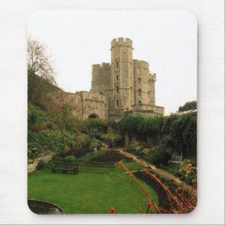 Windsor castle mouse pad