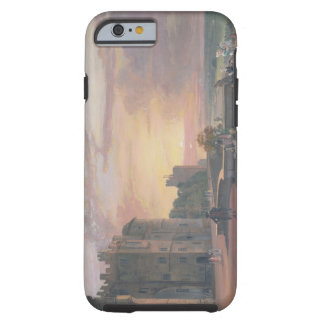Windsor Castle North Terrace looking west at suns iPhone 6 Case