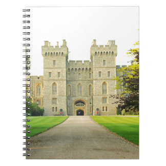 Windsor Castle Note Books