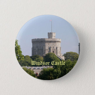 Windsor Castle Pinback Button