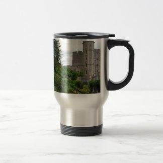 Windsor Castle royal king country personalized Travel Mug