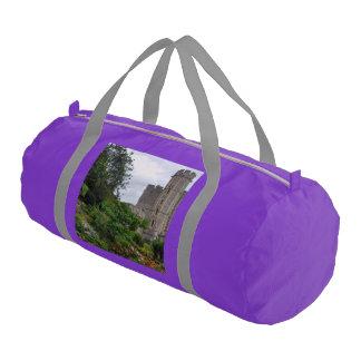 Windsor Castle royal king Medieval personalized Gym Duffel Bag