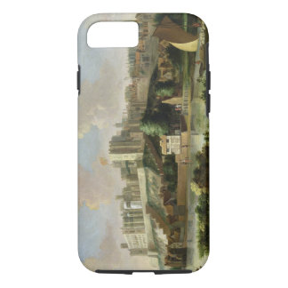 Windsor Castle seen from the Thames, c.1700 (oil o iPhone 7 Case