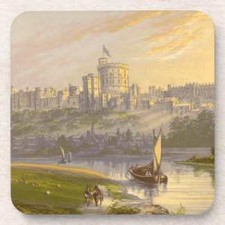 Windsor Castle, The Royal Residence Coaster