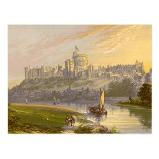 Windsor Castle, The Royal Residence Postcard