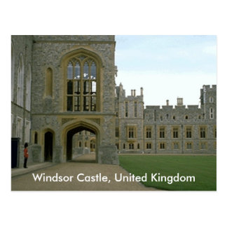 Windsor Castle, United Kingdom Post Card