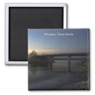 Windsor - Falmouth Bridge magnet