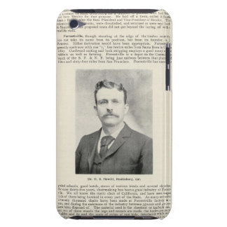 Windsor, Fulton, California Barely There iPod Case