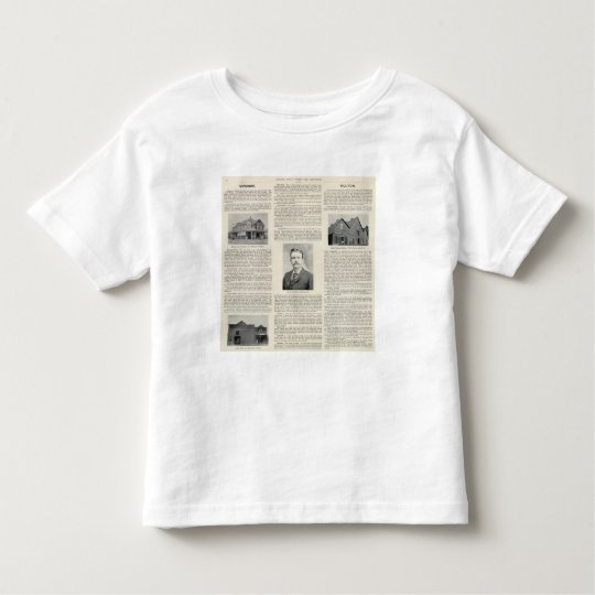 Windsor, Fulton, California Toddler T-shirt