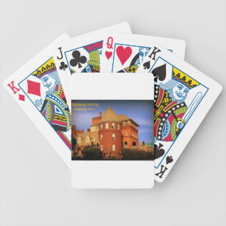 WINDSOR HOTEL, AMERICUS, GA BICYCLE POKER CARDS