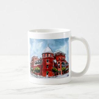 Windsor Hotel Americus Georgia painting art Coffee Mug