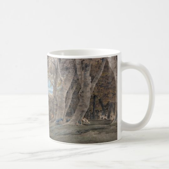 Windsor Joseph Mallord William Turner scenery art Coffee Mug