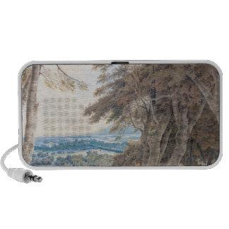 Windsor Joseph Mallord William Turner scenery art Notebook Speaker