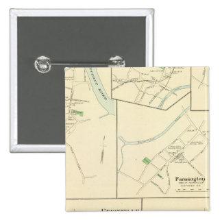 Windsor Locks Pinback Button