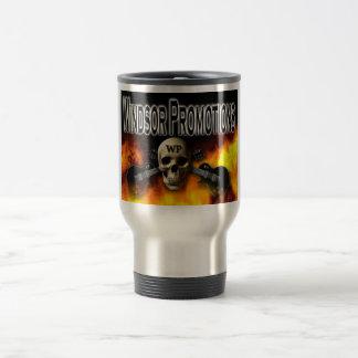 Windsor Promotions 15 Oz Stainless Steel Travel Mug