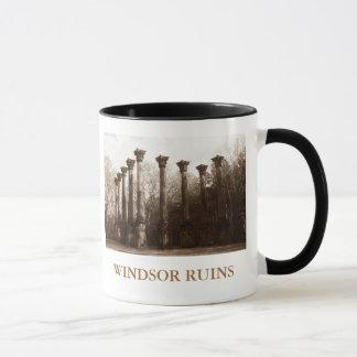 Windsor Ruins Historic Site - Mississippi Mug