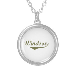 Windsor Silver Plated Necklace