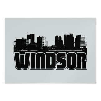 Windsor Skyline Card