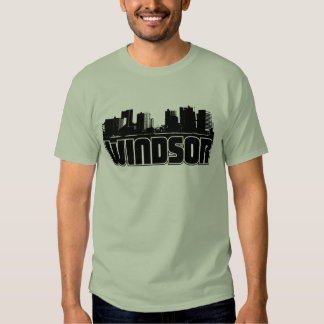 Windsor Skyline Tee Shirts