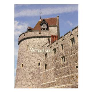 Windsor, UK Postcard