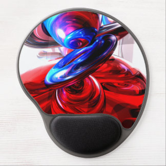 Windstorm Abstract Gel Mouse Pad