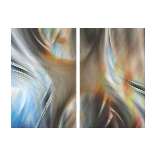Windstorm Stretched Canvas Print