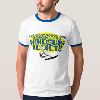 Windsurf addicts t shirt
