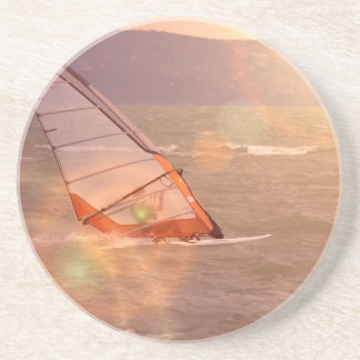Windsurf Design Coasters