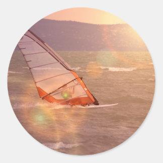 Windsurf Design Stickers