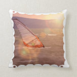 Windsurf la almohada del diseño