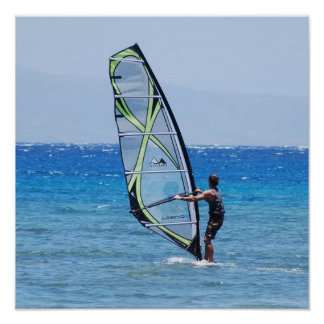 Windsurf Posters