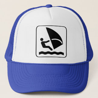Windsurf Symbol Hat
