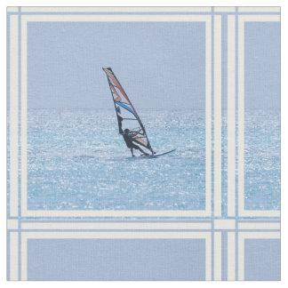 Windsurfer de deslizamiento telas