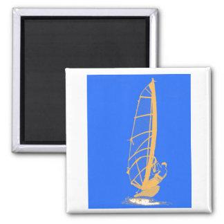 windsurfer magnet