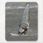 Windsurfer - Norre Vorupor, Jytland del norte, Tapete De Ratones
